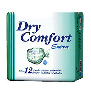 Dry Comfort Extra Brief