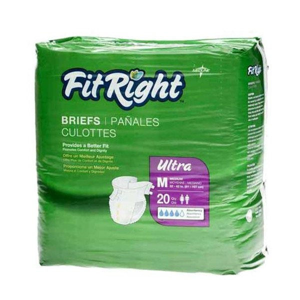 FitRight Ultra Briefs - Regular