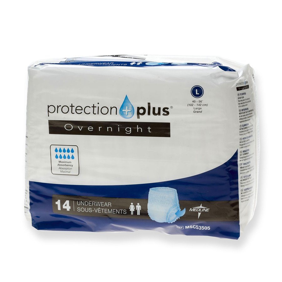 Protection Plus Overnight Large
