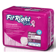 FitRight Pink Protective Underwear