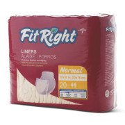 Medline FitRight® Liners